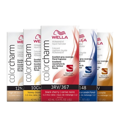Wella - Color Charm Neutral Brown