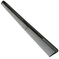 Wahl - Black Tapered Barbering Comb