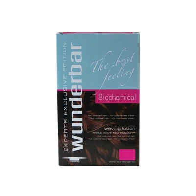 Wunderbar - Waving Perm Lotion For Coloured Hair