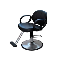 Belvedere - Hampton: Styling Chair (Shown with 2EC Base)