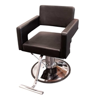 H&R - Ella Styling Chair - Black