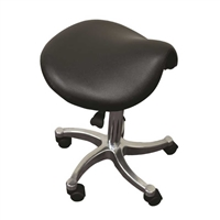 Silver Fox - Saddle Stool (6010E)